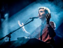 Laibach, fot. M. Zakrzewski (źródło: materiały prasowe organizatora)