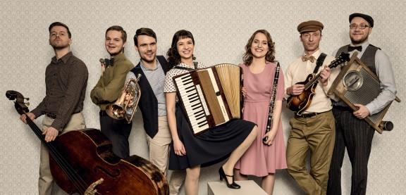 Warszawska Orkiestra Sentymentalna, fot. Radek Polak (źródło: materiały prasowe organizatora)