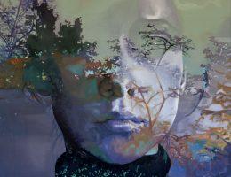 """Aleksandra Prusinowska, """"PORTRET 3"""", olej na płótnie, 116x81cm, 2013 (źródło: materiały prasowe organizatora)"""