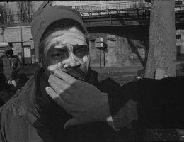 """Artur Żmijewski, """"Glimpse"""", 2017 (źródło: materiały prasowe organizatora)"""