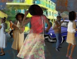 """""""Ethiopiques - Muzyka duszy"""", reż. Maciej Bochniak (źródło: materiały prasowe organizatora)"""