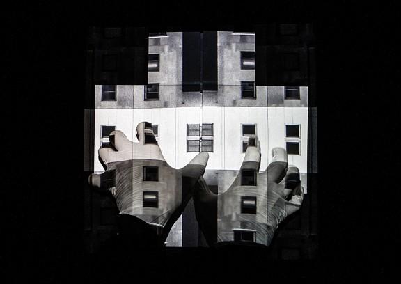 "Peleg Dishon, Ilan Yona, Merav Maroody, ""Five Death Scenes"", 2017 (źródło: materiały prasowe organizatora)"