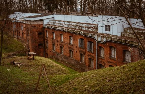Fort 50 ½ O Barycz w Krakowie (źródło: materiały prasowe organizatora)