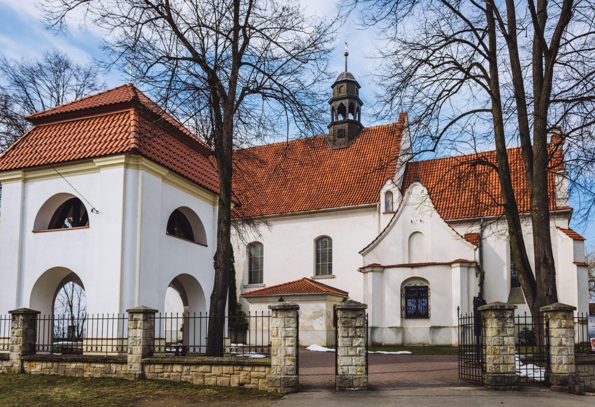 Kościół w Zbylitowskiej Górze (źródło: materiały prasowe organizatora)