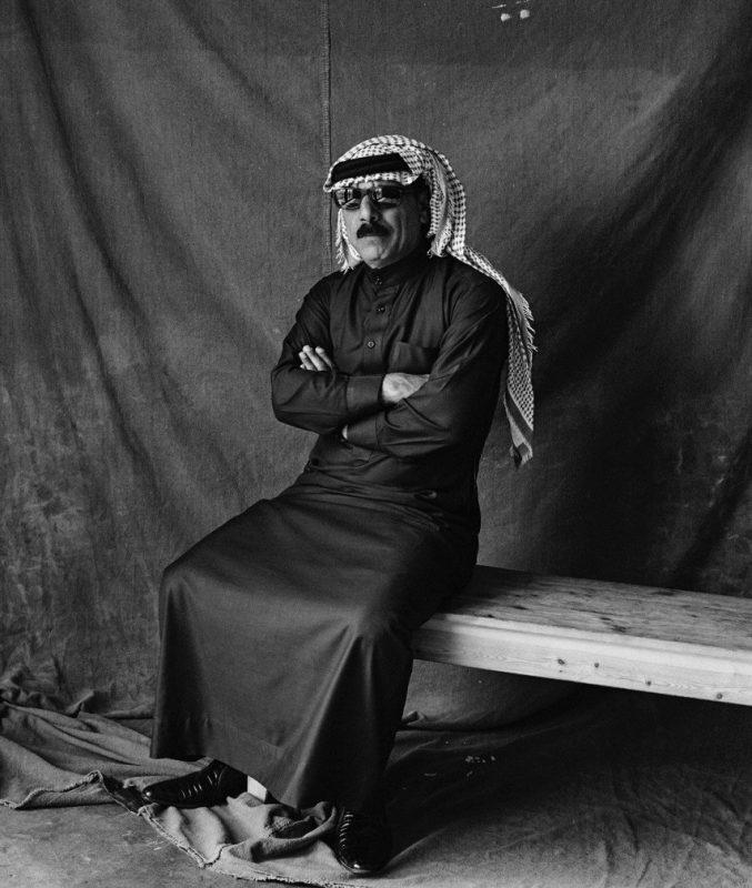 EtnoKraków/Rozstaje, Omar Souleyman (źródło: materiały prasowe organizatora)