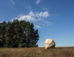 8. Land Art Festiwal, Pawel Chlebek (źródło: materiały prasowe organizatora)