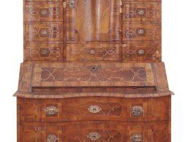 Sekretera, Śląsk, ok. 1750 (źródło: materiały prasowe organizatora)