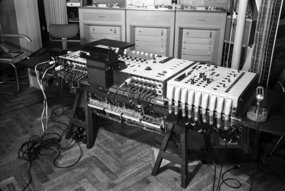 Trough The Soundproof Curtain. The Polish Radio Experimental, fot. Andrzej Zaborski,1962-1972 (źródło: materiały prasowe organizatorów)