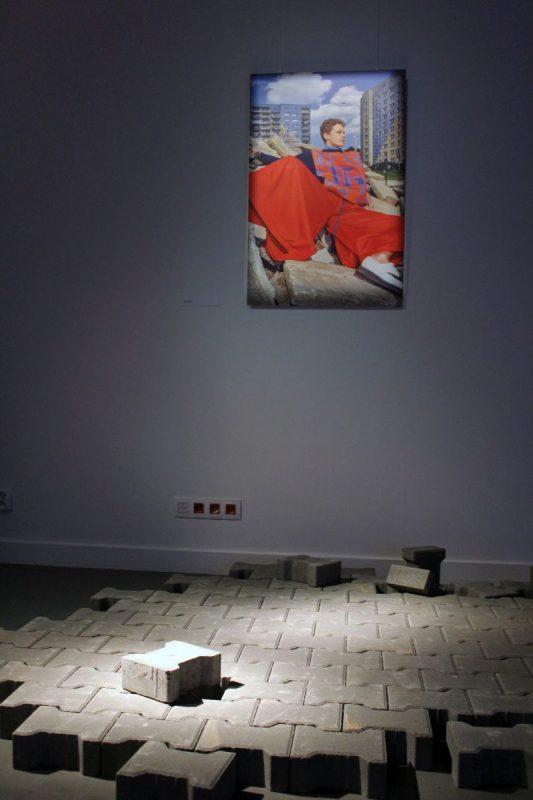 """Maciej Cholewa, """"Behaton"""", 9. tył: Tomasz Armada, fot. Agnieszka Murak (źródło: materiały prasowe organizatora)"""