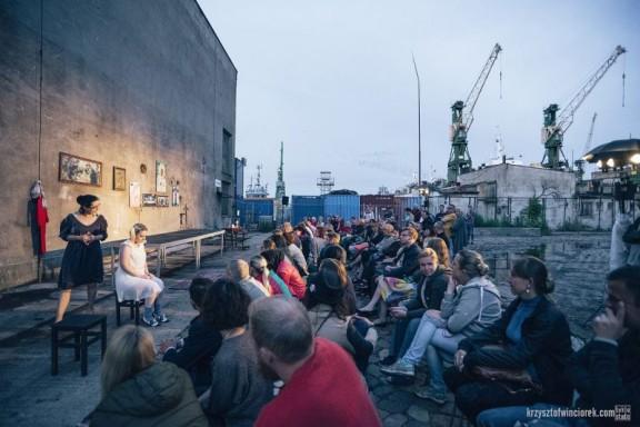 Ogólnopolski Festiwal Teatru Gdynia Główna – Pociąg Do Miasta, 2017, fot. Krzysztof Winciorek (źródło: materiały prasowe organizatora)