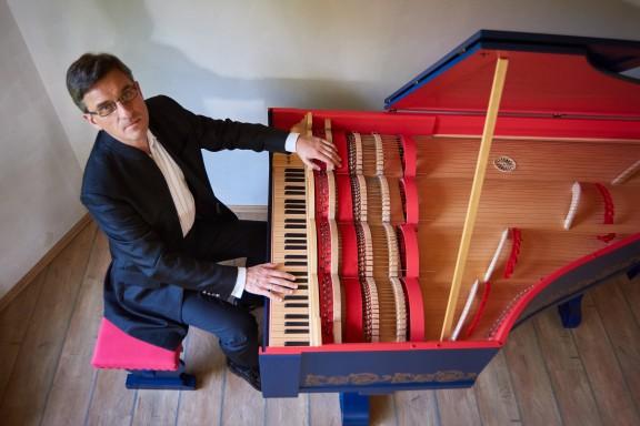 Sławomir Zubrzycki, fot. Klaudyna Schubert, Kromer Biecz Festiwal (źródło: materiały prasowe organizatora)