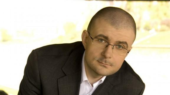 Jacek Dukaj (źródło: materiały prasowe organizatora)