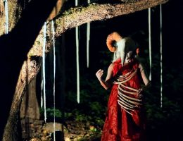 Teatr Limen Butoh (źródło: materiały prasowe organizatora)