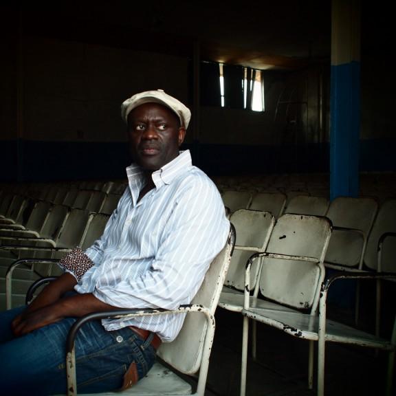 Mabanckou Alain, fot. Mabanckou Caroline Blache (źródło: materiały prasowe organizatora)