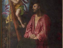 """Antonio Campi, """"Modlitwa w Ogrójcu"""", Muzeum Diecezjalne w Pelplinie, fot.© Muzeum Diecezjalne w Pelplinie (źródło: materiały prasowe organizatora)"""