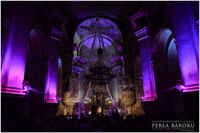 Międzynarodowy Festiwal Perła Baroku – Koncerty Mistrzów (źródło: materiały prasowe organizatora)