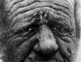 Paweł Warchoł, Portret Ryszarda Chrzanowskiego (źródło: materiały prasowe organizatora)