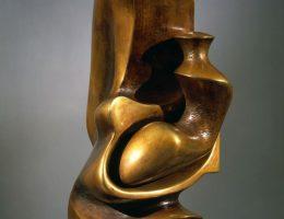 """Working Model for Mother and Child: Hood"", 1982; fot. Henry Moore Archive (źródło: materiały prasowe organizatora)"