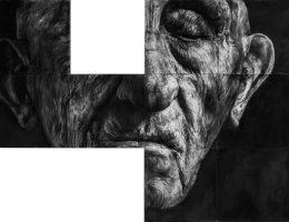 """Halina Trela, """"Portret 1"""", 2008 (źródło: materiały prasowe organizatora)"""