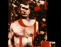 """Józef Robakowski, """"Autoportret przestrzenny"""" z cyklu """"Fotografia analityczno-konceptualna"""", 1969, dzięki uprzejmości artysty (źródło: materiały prasowe organizatora)"""