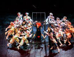 """""""Kielecki Teatr Tańca"""", II Międzynarodowy Festiwal Teatrów Tańca Scena Otwarta, Centrum Sztuki Mościce (źródło: materiały prasowe organizatorów)"""