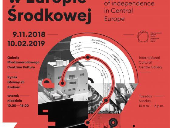 """""""Architektura niepodległości w Europie Środkowej"""", Międzynarodowe Centrum Kultury w Krakowie (źródło: materiały prasowe organizatorów)"""