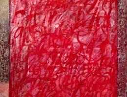 """Małgorzata Maćkowiak, """"Znak w przestrzeni pojęć"""", Galeria Sztuki w Legnicy (źródło: materiały prasowe organizatorów)"""