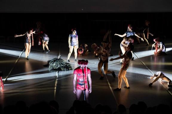 """""""Polski Teatr Tańca"""", II Międzynarodowy Festiwal Teatrów Tańca Scena Otwarta, Centrum Sztuki Mościce (źródło: materiały prasowe organizatorów)"""