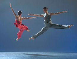 """""""Richard Alston Dance Company"""", II Międzynarodowy Festiwal Teatru Tańca Scena Otwarta, Centrum Sztuki Mościce (źródło: materiały prasowe organizatorów)"""