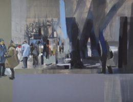 """Joanna Kałdan, """"Portret Miasta"""" (źródło: materiały prasowe organizatora)"""