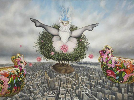 "Curyło Julia, ""Matka"", 2012, fot. Adam Gut (źródło: materiały prasowe organizatora)"
