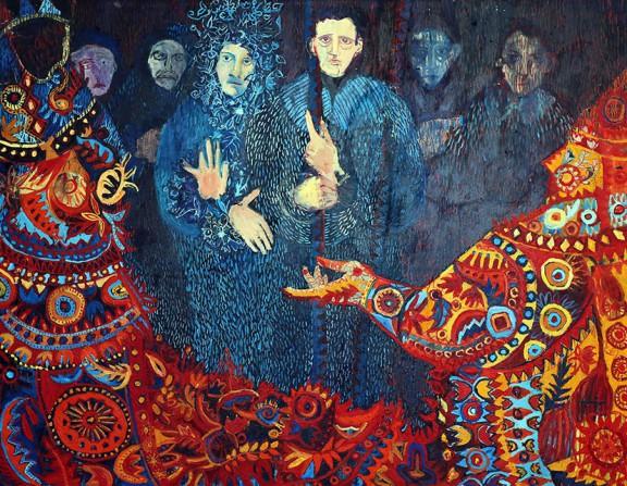"""Natalia Buchta, """"Zaślubiny"""" (źródło: materiały prasowe organizatora)"""