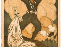 Plakat werbunkowy, 1920 (źródło: materiały prasowe organizatora)