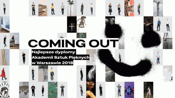"""Wystawa """"Coming Out 2018"""" w Koneserze (źródło: materiały prasowe organizatora)"""