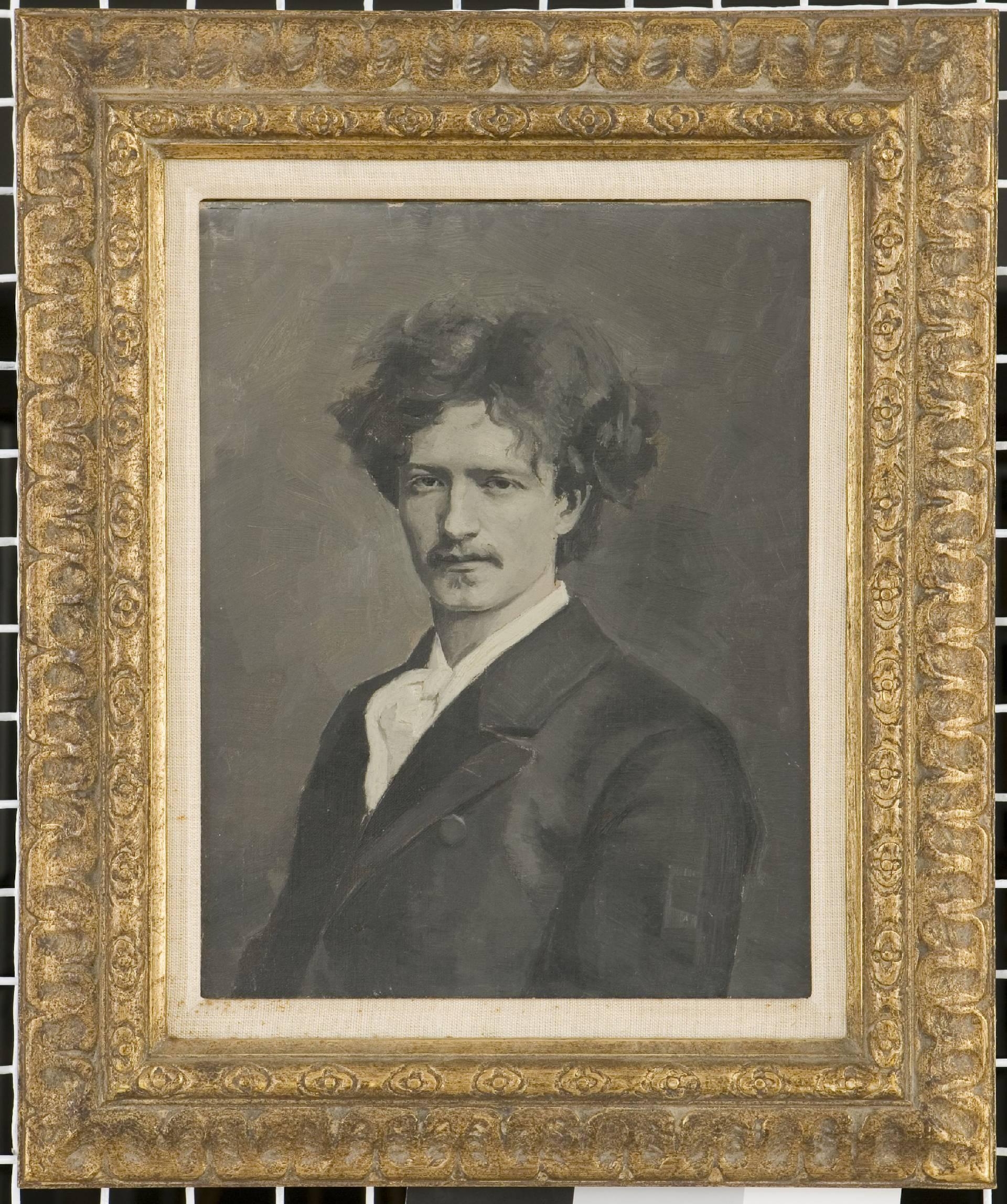 Malarz nierozpoznany, Portret Ignacego Jana Paderewskiego, XXw.; olej, płótno; MKL w ZNiO (źródło: materiały prasowe organizatora)