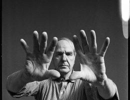 Henry Moore, 1968, fot. John Hedgecoe (źródło: materiały prasowe)