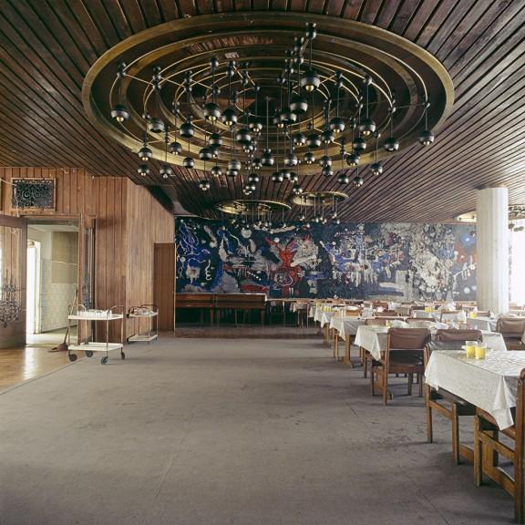 Nicolas Grospierre, Dom pracy twórczej kompozytorów, Borżomi, Gruzja, 2006 (źródło: materiały prasowe)