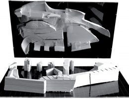 Model Magma Art and Congress – Fernando Menis (źródło: materiały prasowe organizatora)
