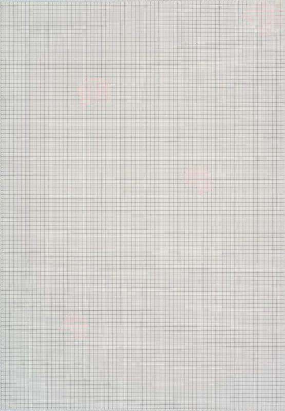 Milan Grygar, Partytura / Score, rysunek, 1973 (źródło: materiały prasowe)
