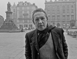 Andrzej Wajda, fot. Joanna Helander, ze zbiorów Ośrodka KARTA (źródło: materiały prasowe)