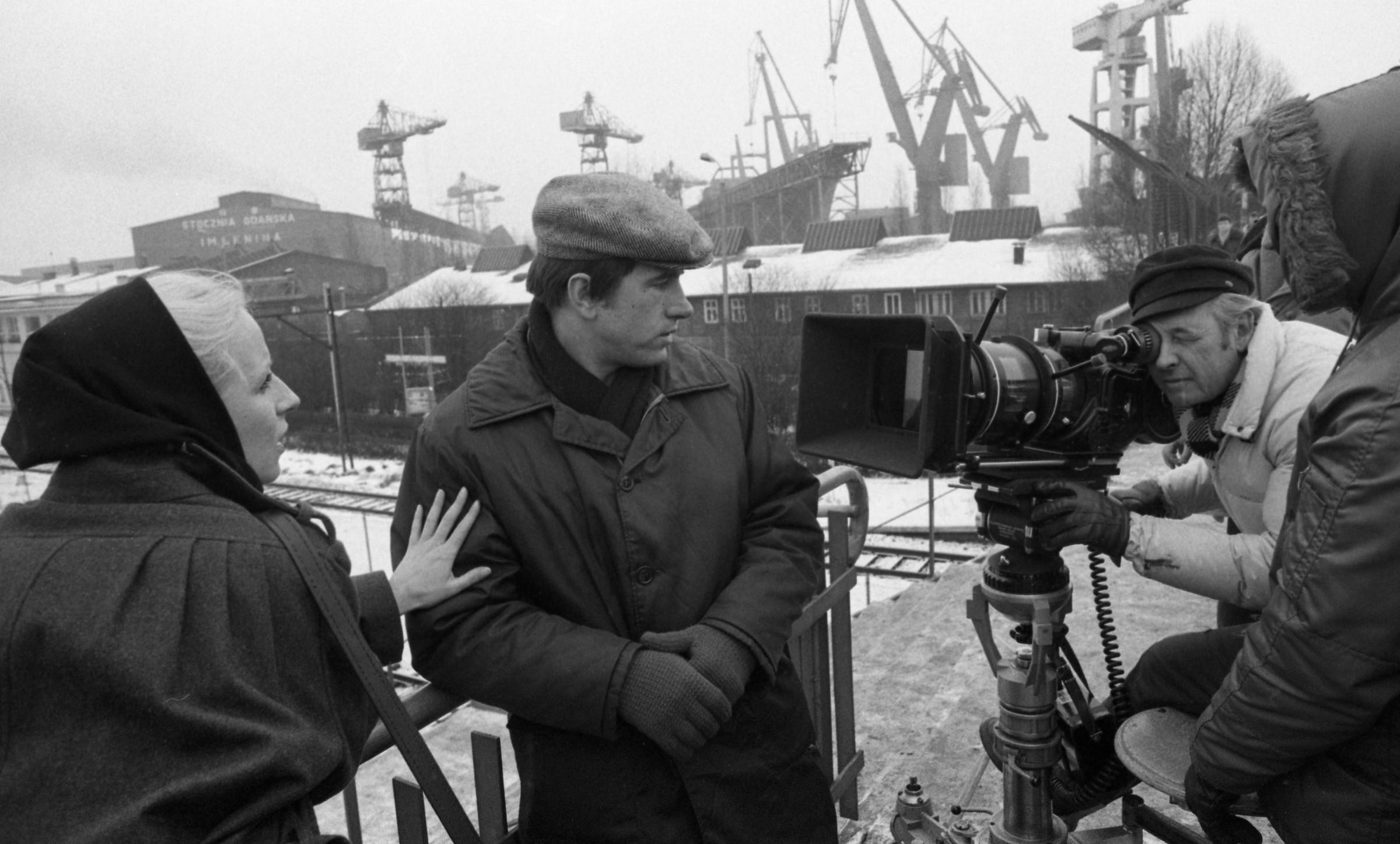 Człowiek z żelaza Andrzeja Wajdy, fot Jerzy Kośnik (źródło: materiały prasowe)
