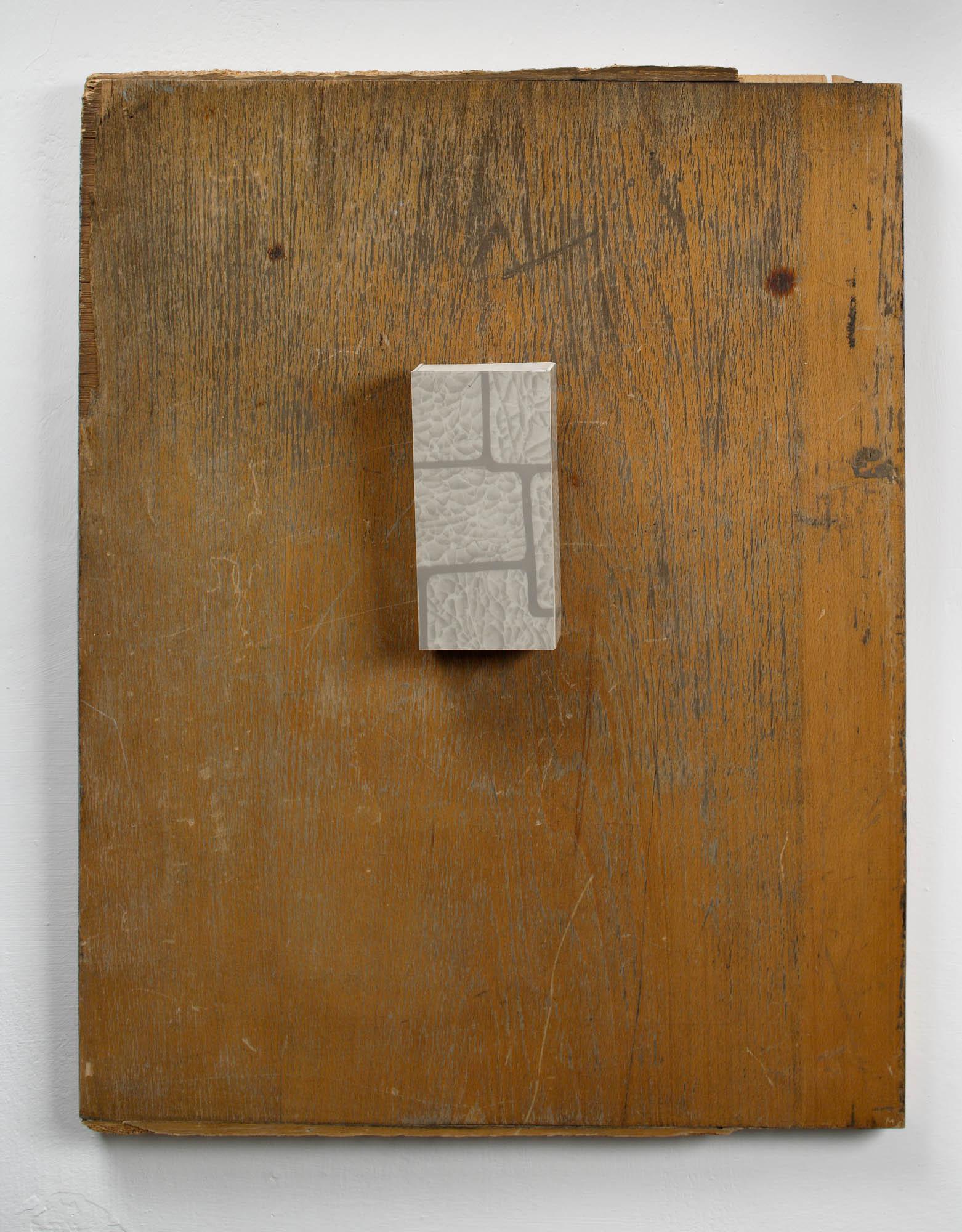 Jiří Kovanda, Kryształ, 1993 r., z kolekcji Adam Gallery (źródło: materiały prasowe)