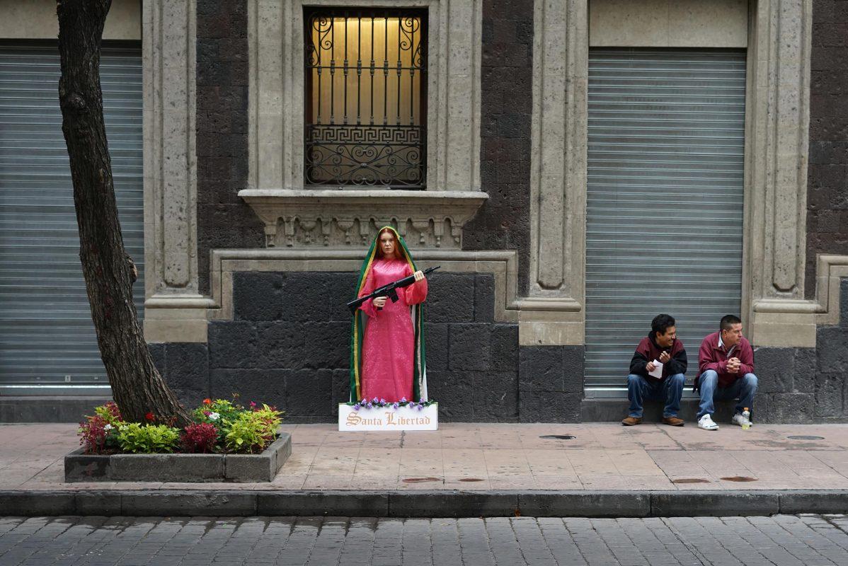 Julia Kurek, Santa Liberated, 2016 (źródło: materiały prasowe)