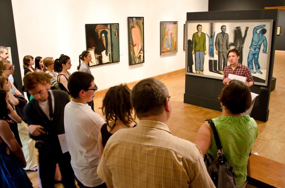 Dzień Wolnej Sztuki – Muzeum Narodowe w Warszawie (źródło: materiały prasowe)