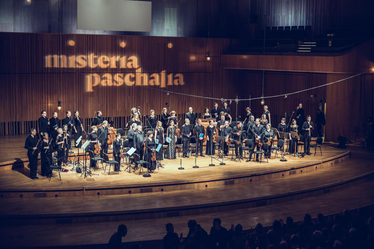 Festiwal Misteria Paschalia, fot. Krakowskie Biuro Festiwalowe (źródło: materiały prasowe)