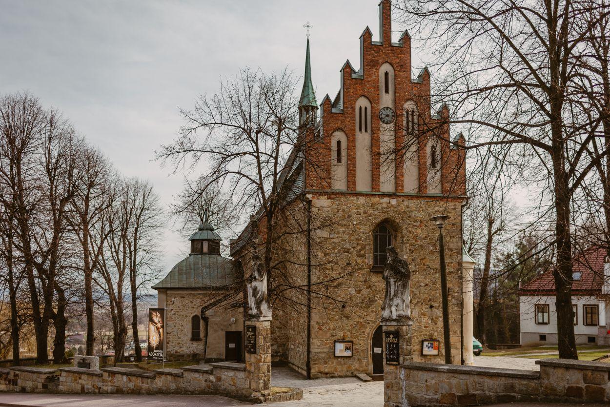 Kościoł pw. Narodzenia NMP w Czchowie, fot. K. Schubert (źródło: materiały prasowe)