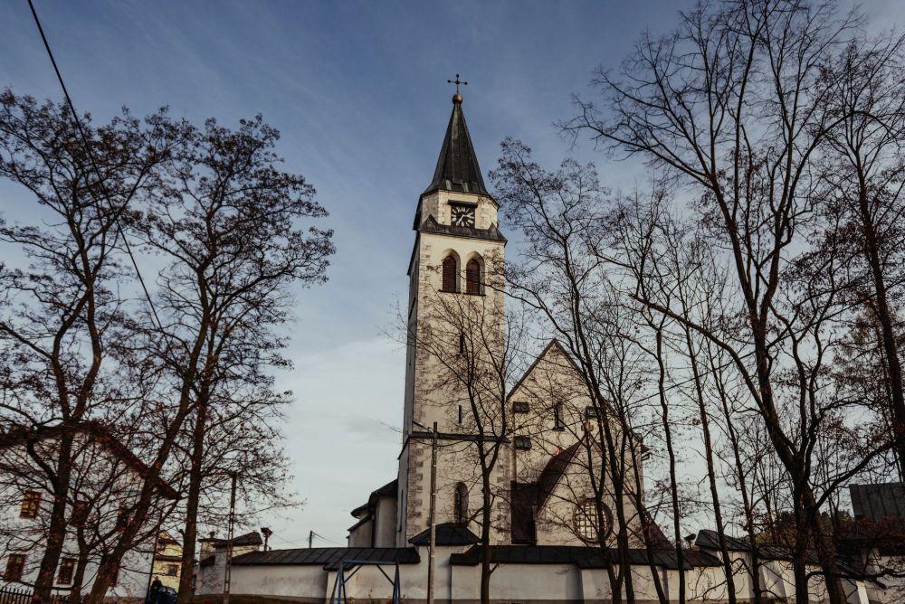 Kościół Św. Bartłomieja Niedzica, fot. K. Schubert (źródło: materiały prasowe)